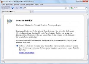 Private Modus 2/3