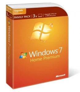 Windows 7-Family Pack