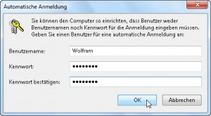 Windows ohne Passwort 3/3