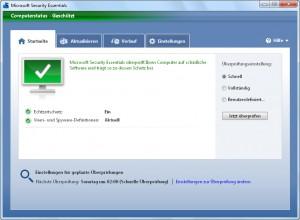 Microsoft Security Essentails