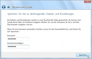 Windows Easy Transfer 07/15