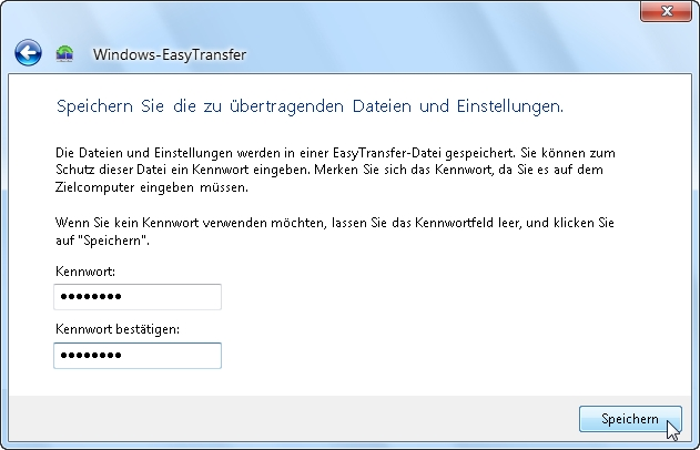 datei sichern windows 10