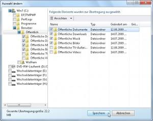 Windows Easy Transfer 10/15