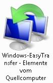 Windows Easy Transfer 11/15