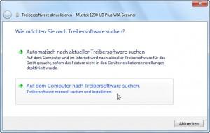 XP-Treiber unter Windows 7 1/4