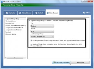 Microsoft Security Essentials 2/6