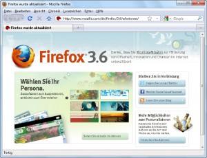 Firefox 3.6 2/3