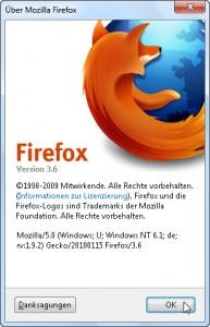 Firefox 3.6 1/3