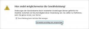 Echtzeitvorschau mit Firefox 2/4
