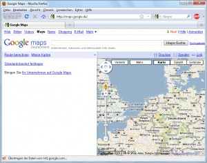 Firefox Geolocation 1