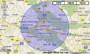 Firefox Geolocation 4