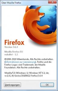Firefox 3.6.4