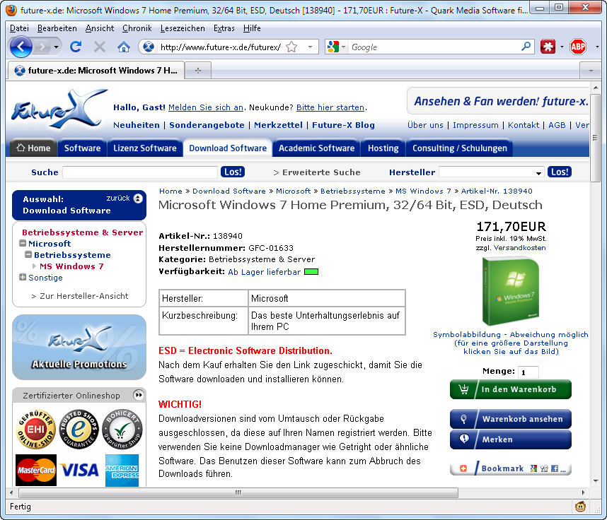 Microsoft windows office per download kaufen gieseke - Windows office 7 download ...