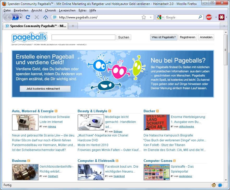 pageballs