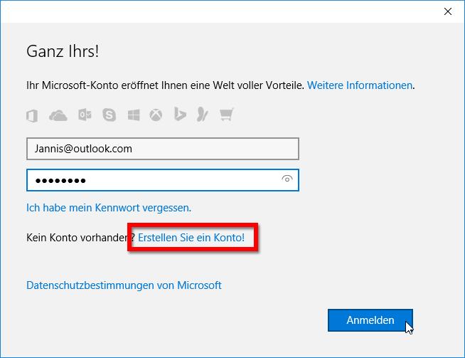 kostenloses windows 10 abdate