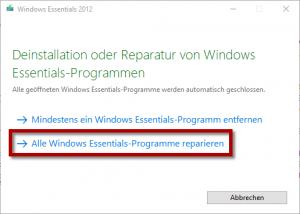 Windows Live Fotogalerie Funktioniert Nicht Mehr